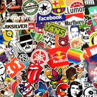Stickers category